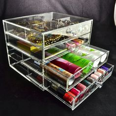 Drawers, Crystals, Model, Shopping, Collection, Home Decor, Cabinet Drawers, Drawer