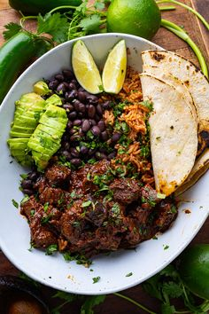 Melt in your mouth tender Mexican style stewed beef! Clean Recipes, Cooking Recipes, Drink Recipes, Best Mexican Recipes, Authentic Mexican Recipes, Delicious Dinner Recipes, Tasty Meals, Braised Beef, Breakfast Lunch Dinner