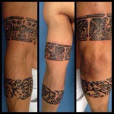 bracelete maori | Tatuagem.com (tatuagens, tattoo)