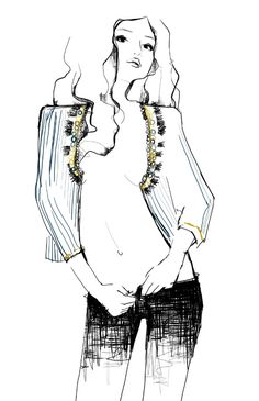 garance dore illustration - Pesquisa Google