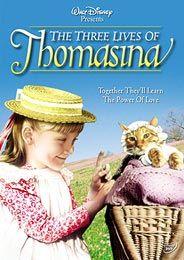 """Disney movie - """"The Three Lives Of Thomasina"""" (1964)"""