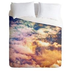 Urban Outfitters Shannon Clarke DENY Designs Cosmic Twin XL Duvet Cover $149