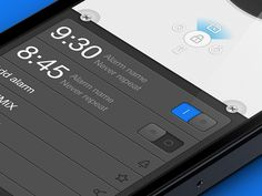 TiMiX Settings - by Liu Yuan | #ui