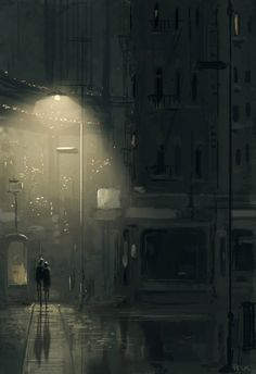 pascal campion: Late one night, we were walking back together and you said....
