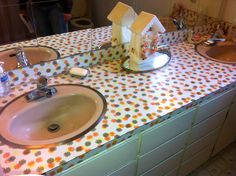 You won't find counter tops like these just anywhere! Counter Tops, Real Estate, Photos, Things To Sell, Pictures, Countertops, Real Estates, Photographs