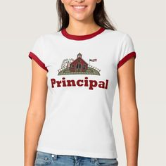 Cute Country School Principal T Shirt, Hoodie Sweatshirt