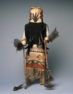 Kachina Doll ... Love this