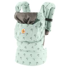 Testing the pinit button on ERGOBABY.. Ergobaby Original Collection Baby Carrier - Sea Skipper (BCANCHORNL) | Ergobaby