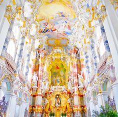 Wieskirche, Steingaden.