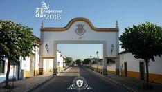 Porta de Fernão Lourenço, localizada na entrada da vila de Golegã. Foto de #Laetitea
