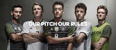 Deutschland DFB Trikots - Euro 2016 | adidas.de