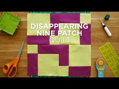 Click for details: http://bit.ly/flyinghome_qs In this Quilt Snips Mini Tutorial we show you a great way to put together the Flying Home Quilt is just a coup...