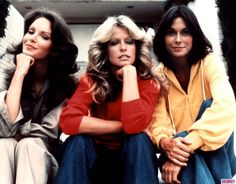 """Charlie's Angels is an American crime drama television series about three women who work for a private investigation agency, and is one of the first shows to showcase women in roles traditionally reserved for men. The series stars Kate Jackson; Farrah Fawcett-Majors; Jaclyn Smith; Cheryl Ladd; Shelley Hack; Tanya Roberts; David Doyle; and John Forsythe as the voice of Charles Townsend, also known as """"Charlie"""" (the Angels' boss)."""