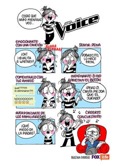 La voz volatil