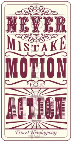 Never Mistake Motion For Action. Joker Iphone Wallpaper, Wallpaper For Your Phone, Quotations, Qoutes, Addiction Therapy, Spiritual Love, Laser Cut Wood, Deviant Art, Beautiful Sunset
