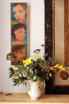 visit interior designer Jaime Parladé's home. Located in Carmona, near Sevilla