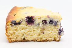 Hovkonditorn: Blueberry-Lemon-Ricotta Cake