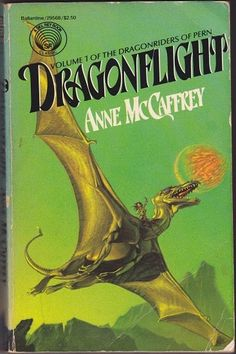Anne McCaffrey's Pern series is one of my favorite series.  I love the relationship of the dragons and their riders.  Her son Todd took over the series now that she has passed and I do like his writing also.