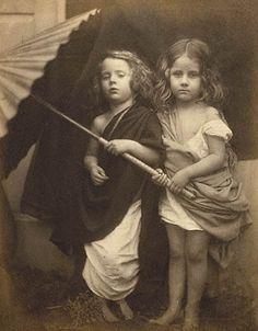 By Julia Margaret Cameron - Paul and Virginia (1865)