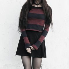 no horizontal stripes but like the skirt (but with leggings/tights for me)