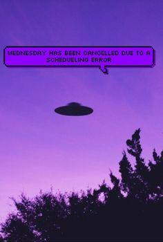 alien, purple, and weird image