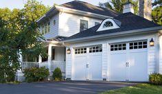 Steel Garage Doors | Coachman Carriage House Doors | Clopay