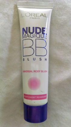 L'Oreal Nude Magique (Magic Nude) BB Blush- Smashbox O-Glow dupe!