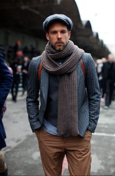 Men's fashion.  Men's Street Style