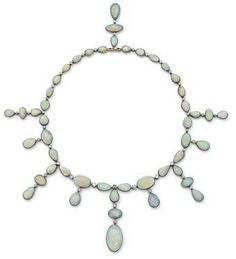 An_opal_and_diamond_necklace