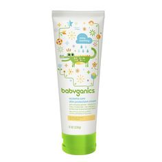 Babyganics Eczema Care Skin Protect Cream http://www.womenshealthmag.com/beauty/baby-beauty-products/slide/6