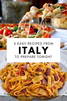 Are you looking for the perfect heartwarming meal to whip up this week? Here are 10 Traditional Italian Dishes that are simple to make and will leave you wanting more. Read the post to uncover the secret sauce - the best tips to make your dinner taste like the real Italian variety!