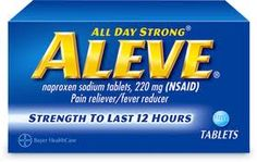 ****New Coupon - $2.00 off any Aleve product 40ct or larger**** - Krazy Coupon Club