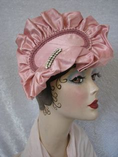 Fascinator Tilt Hat Headpiece Fascinator, Headpiece, I Love Lucy Episodes, Play Your Cards Right, Dolly Doll, Hat Blocks, Hat Stands, Wearing A Hat, Vintage Gowns