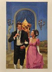 """""""La figlia di un gentiluomo""""Cover di Robert Berran"""