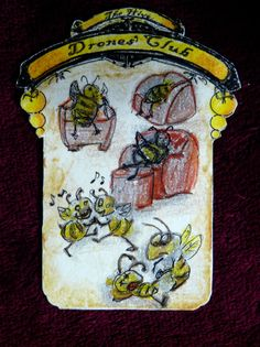 Beehive Explosion Box (2010) - Tag.