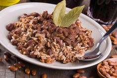 Red Beans and Jasmine Rice | The Dr. Oz Show | Follow this Dr. Oz Recipe board Now and Make it later!