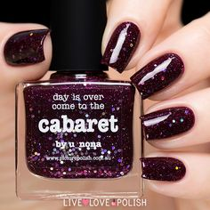 What a perfect shade for Fall!