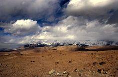 Muztagh Ata mountain in Xinjiang