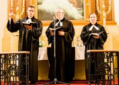 Kaposvári lelkészeket avattak az evangélikus templomban
