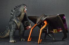 Godzilla 2014 Gills | ... : Bandai Movie Monster Series Godzilla 2014 & M.U.T.O (Male) Review