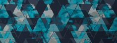 Photo Mosaic | Cerulean - Fabric - All products | ROBERT ALLEN
