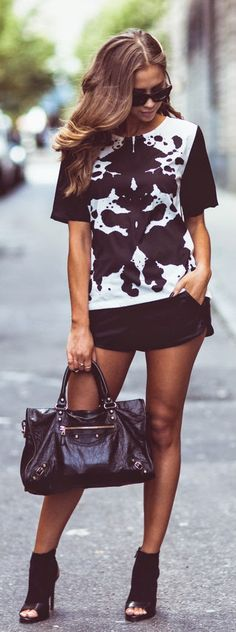 Everyday New Fashion: RORSCHACH by Kenzas