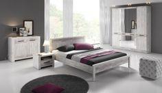 Slaapkamer Portel 160 - Wit - Groot - ACTIE