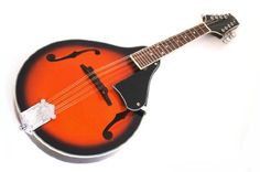 """A Style Acoustic Mandolin w/ FREE CD & Tuning Chart by Galveston. $119.95. An extremely well built and gorgeous A style mandolin at an affordable price. Our new acoustic mandolin will appeal to all players with its solid construction, fittings, and sound. Features include a Bound neck and body, Rosewood fingerboard, Spruce top, Mahogany back and sides and all metal tuners gears. Also included FREE: """"The Ultimate Fretted Tuning Chart"""" This chart contains 87 tuni..."""