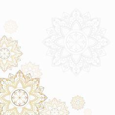 Luxury mandala background with golden arabesque pattern arabic islamic east style Vector Eid Wallpaper, Mandala Wallpaper, Islamic Wallpaper Hd, Islamic Posters, Islamic Art, Motifs Islamiques, Eid Card Designs, Ramadan Background, Yoga Background