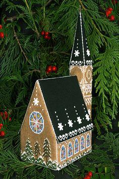 Gallery.ru / Фото #45 - Victoria Sampler Gingerbread Stitching - asdfgh2
