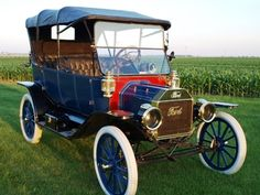 1913 Ford Model T Touring                                                                                                                                                                                 More