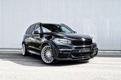 BMW X5 Hamann Tuninig