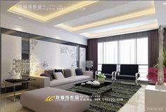 preciosas-sala-de-estar-diseño-estilo-chino