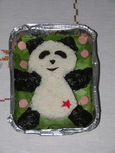 Panda cake!!!